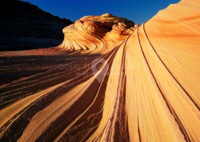 The Wave, Coyote Buttes, Vermilion Cliffs National Monument, Arizona