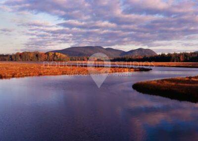Bass Harbor Marsh, Acadia National Park, Maine