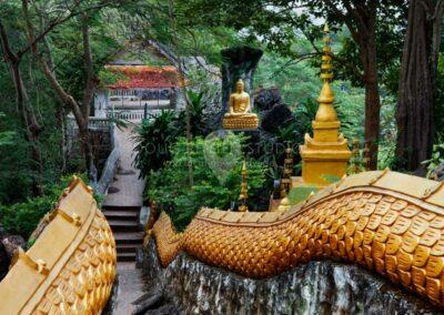 Wat Thammothayalan, Luang Prabang, Laos
