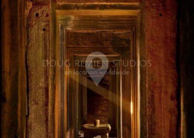 The Bayon, Angkor Thom, Angkor Archeological Park, Cambodia