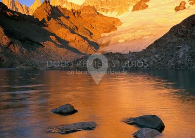 Mt. Fitz Roy, Los Glaciares National Park, Patagonia, Argentina