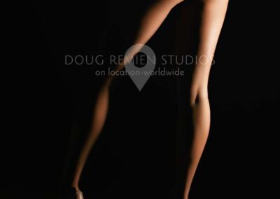glamour lingerie model