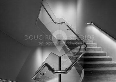 staircase in Washington, DC