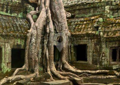 Angkor Archeological Park, Cambodia