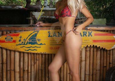 glamour swimsuit model